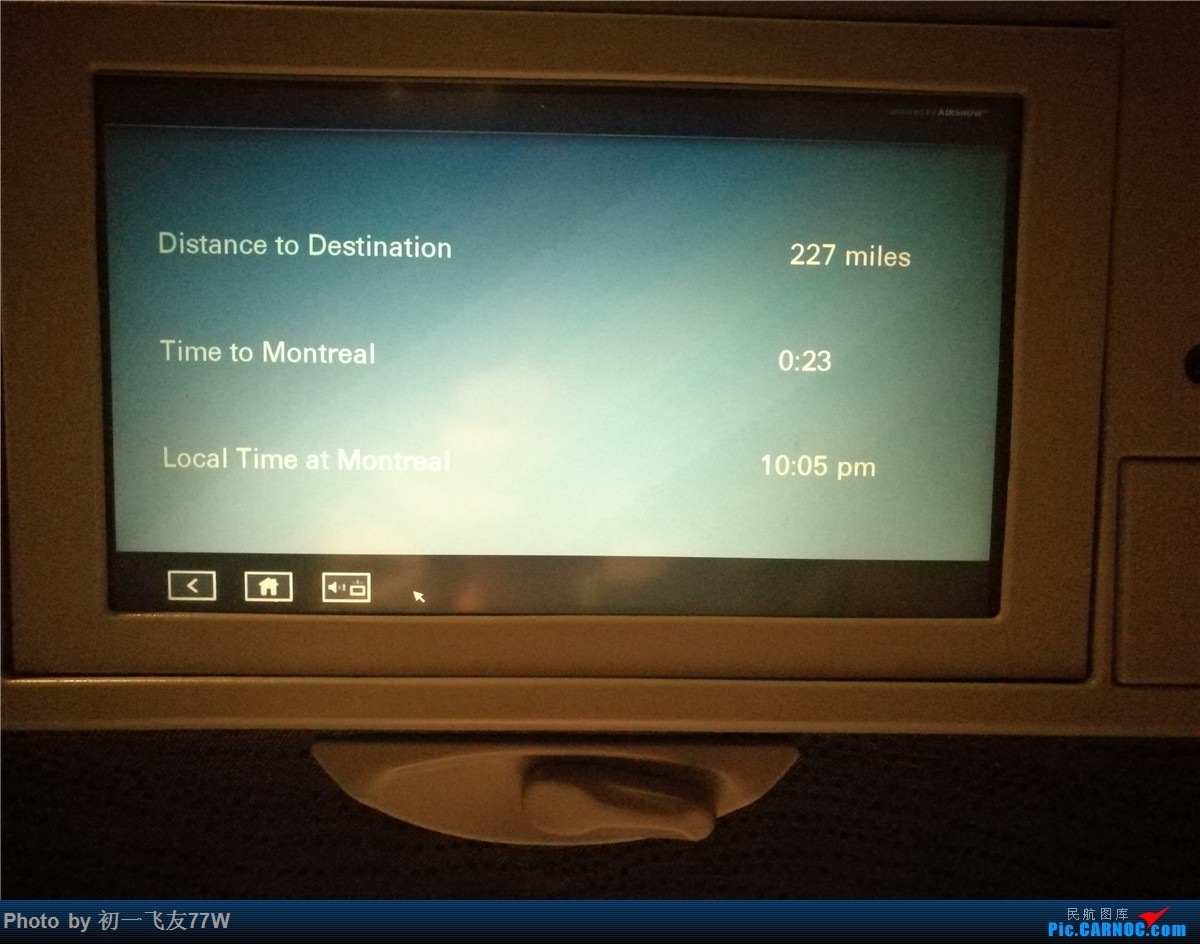 Re:[原创]香港到蒙特利尔,中转多伦多 AIRBUS A319