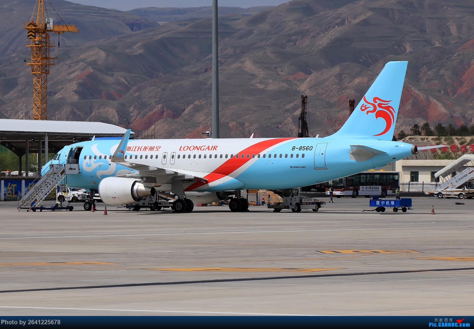 Re:[原创]【和小周飞拍世界第5集之拍机贴】西宁+西安拍机(同步更新) AIRBUS A320-200 B-8560 中国西宁曹家堡机场