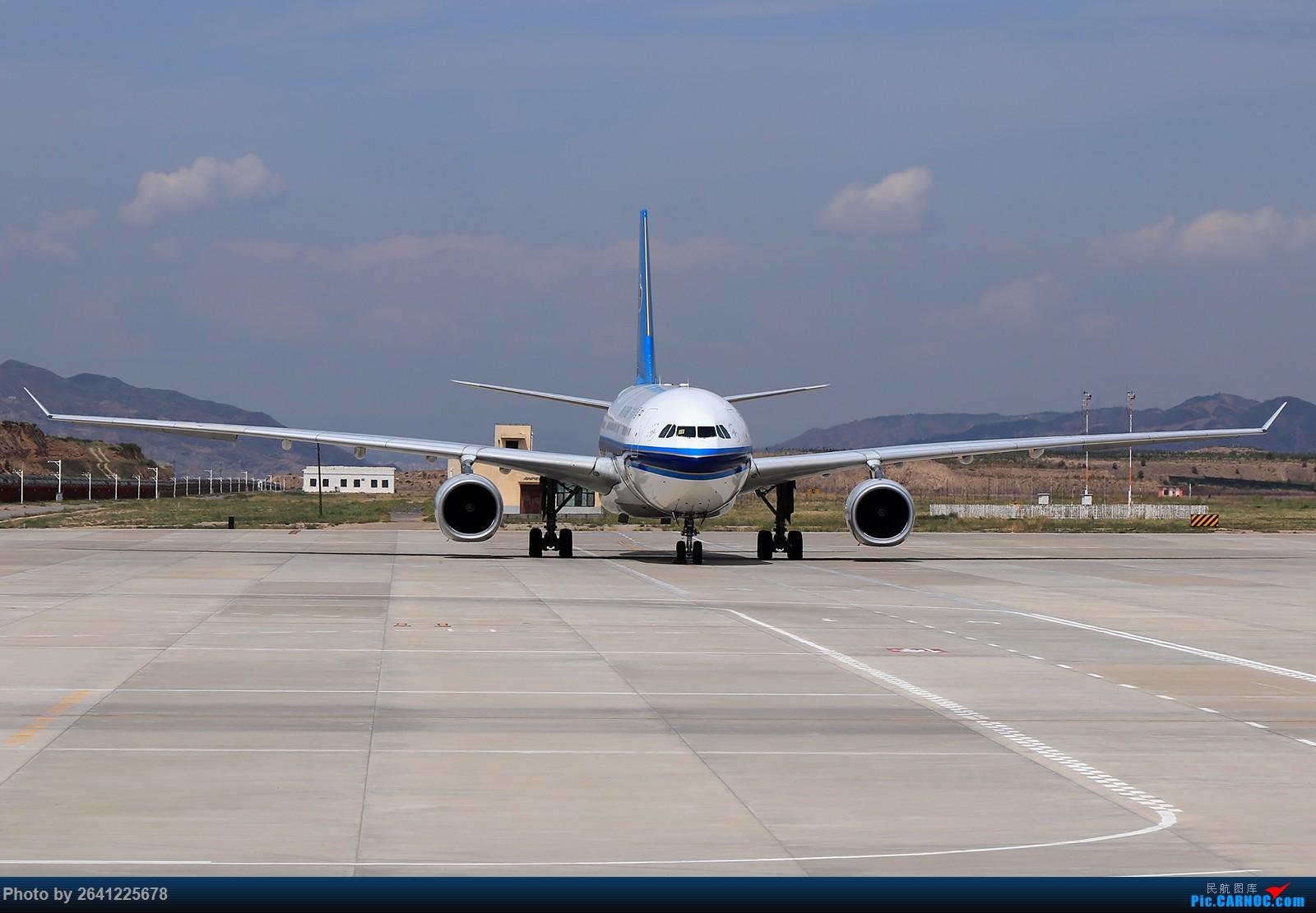Re:[原创]【和小周飞拍世界第5集之拍机贴】西宁+西安拍机(同步更新) AIRBUS A330-200 B-6058 中国西宁曹家堡机场