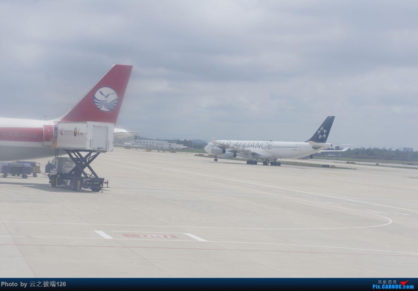 Re:[原创]---步入中原,时隔三年意外遇见你 NKG-XIY-HFE--- AIRBUS A340-300  中国南京禄口国际机场