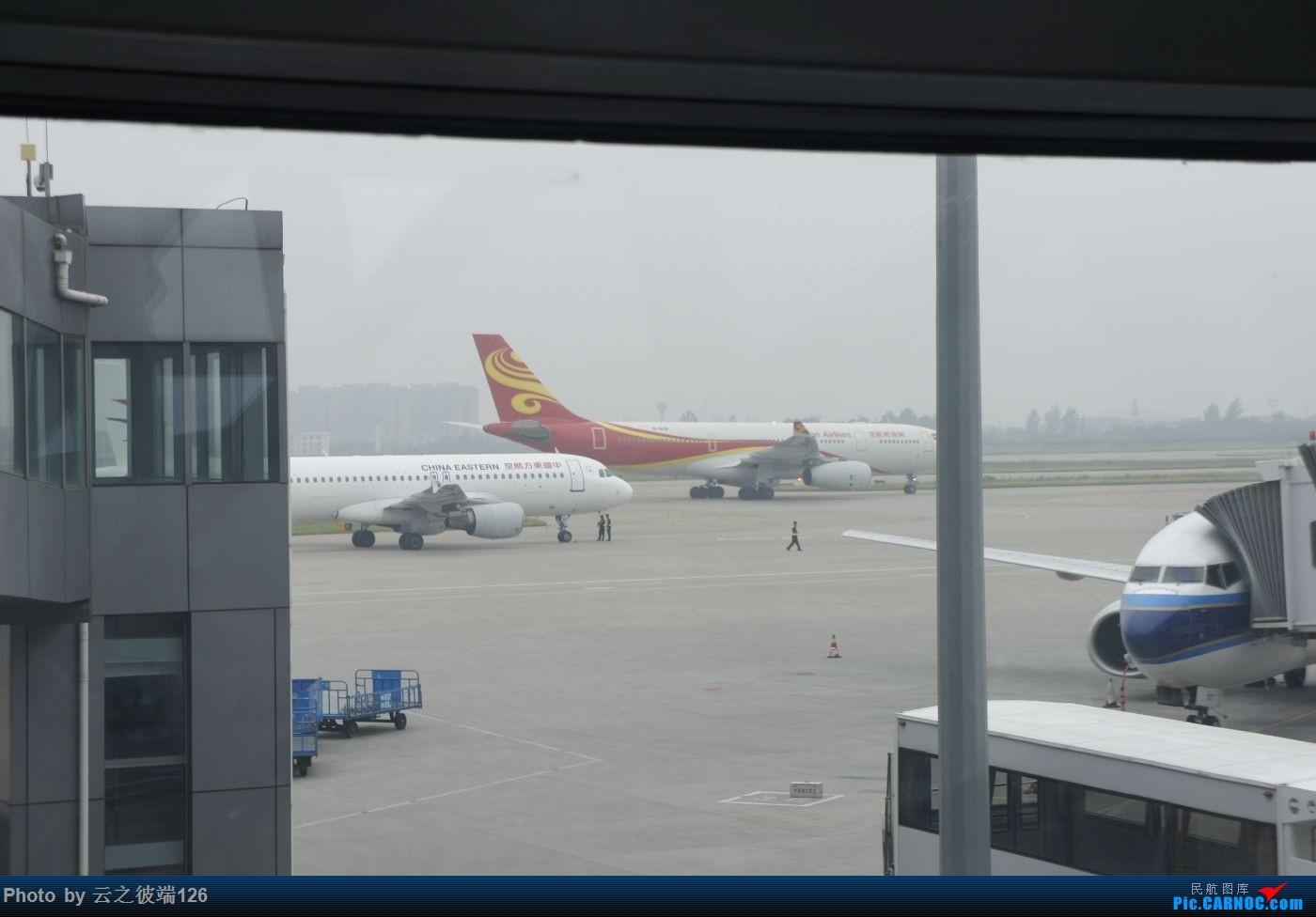 Re:[原创]---步入中原,时隔三年意外遇见你 NKG-XIY-HFE--- AIRBUS A330-200 B-6118 中国西安咸阳国际机场