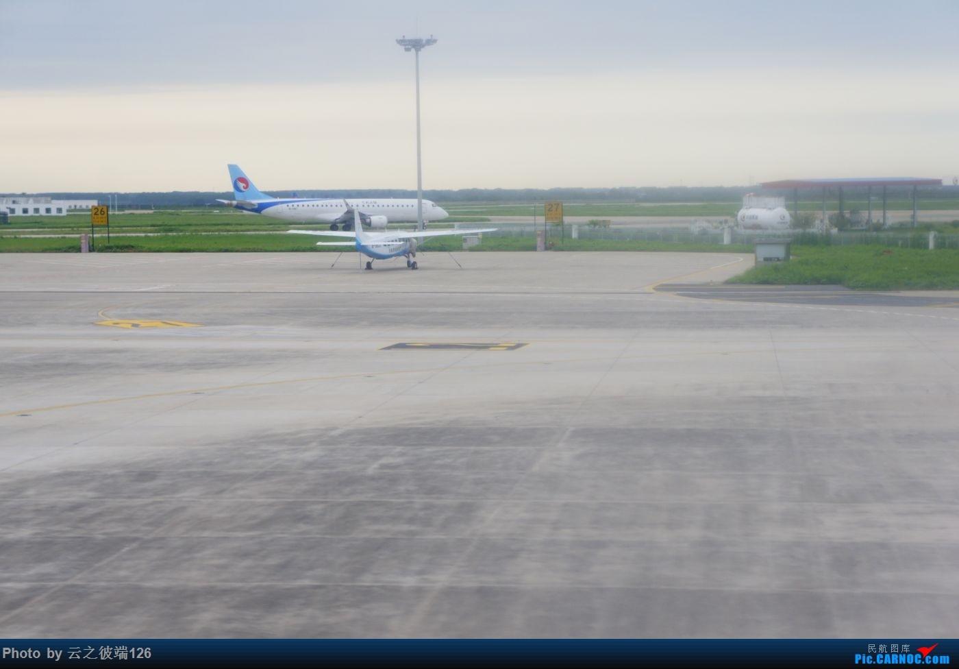 Re:[原创]---步入中原,时隔三年意外遇见你 NKG-XIY-HFE--- THRUSH S2R-H80 B-9831 中国合肥新桥国际机场
