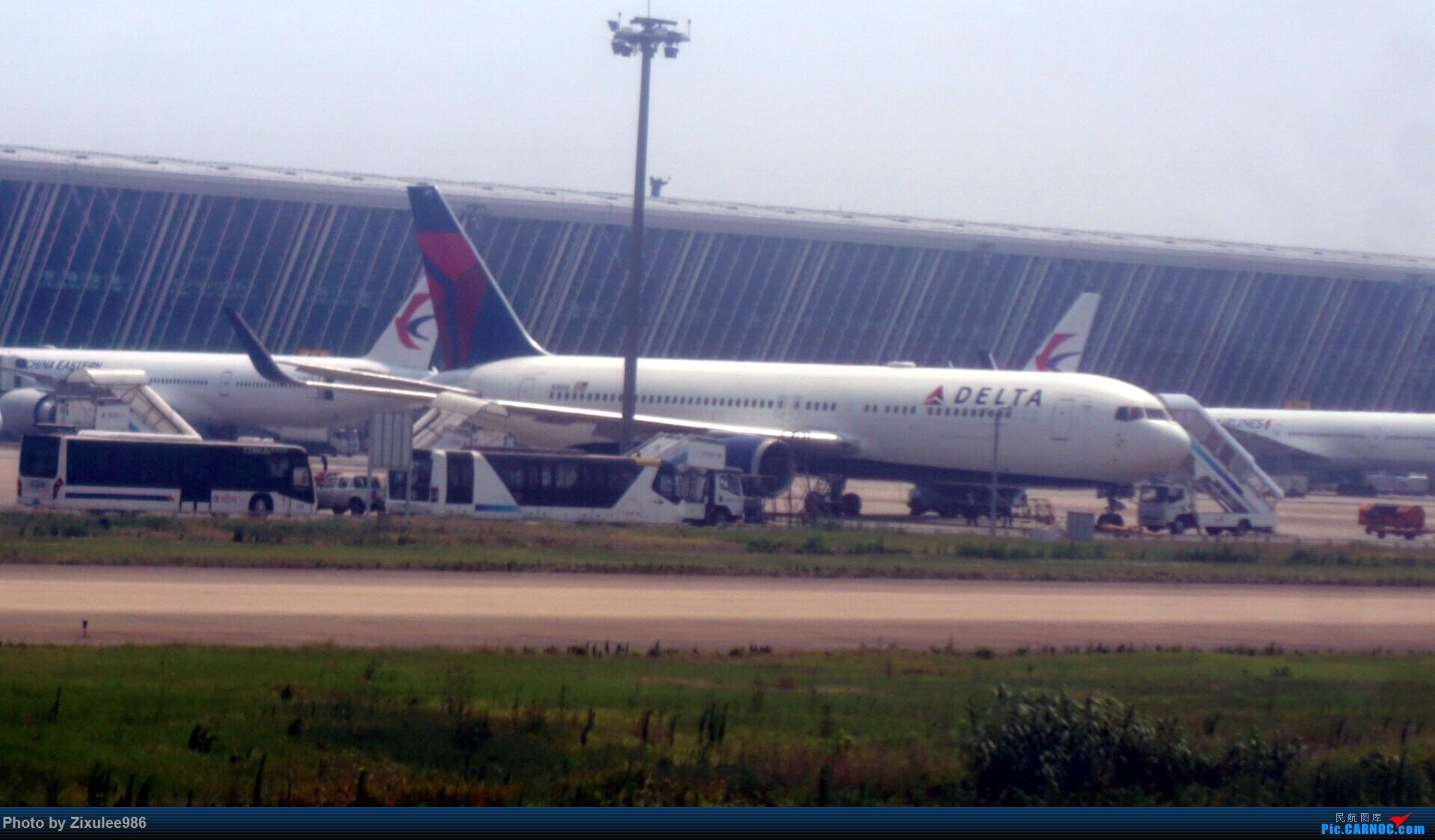 Re:[原创]加拿大21日游学之旅(一)~JJN-PVG-YYZ..(内含flightlog)~第一次发游记~多图缓更请谅解 BOEING 767-300(ER)  中国上海浦东国际机场