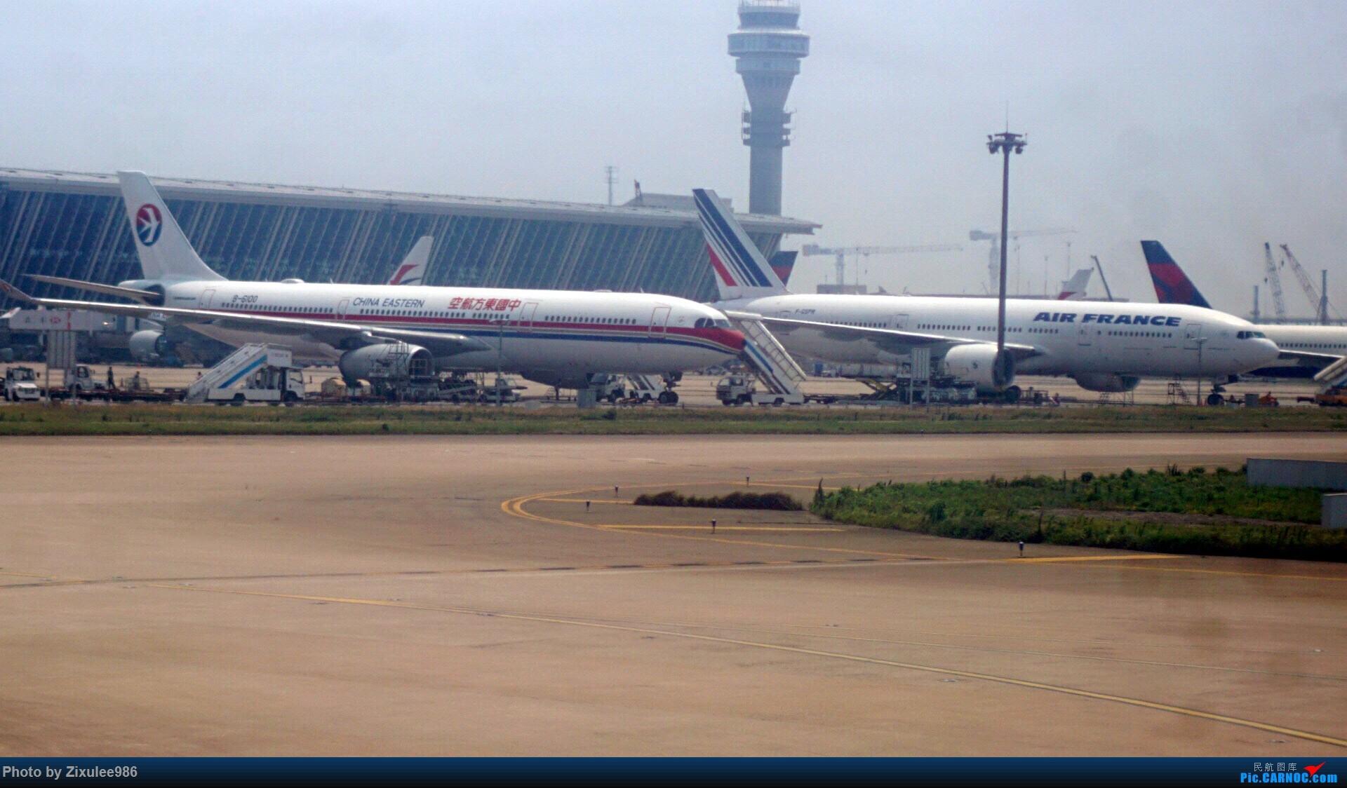 Re:[原创]加拿大21日游学之旅(一)~JJN-PVG-YYZ..(内含flightlog)~第一次发游记~多图缓更请谅解 AIRBUS A330-300 B-6100 中国上海浦东国际机场