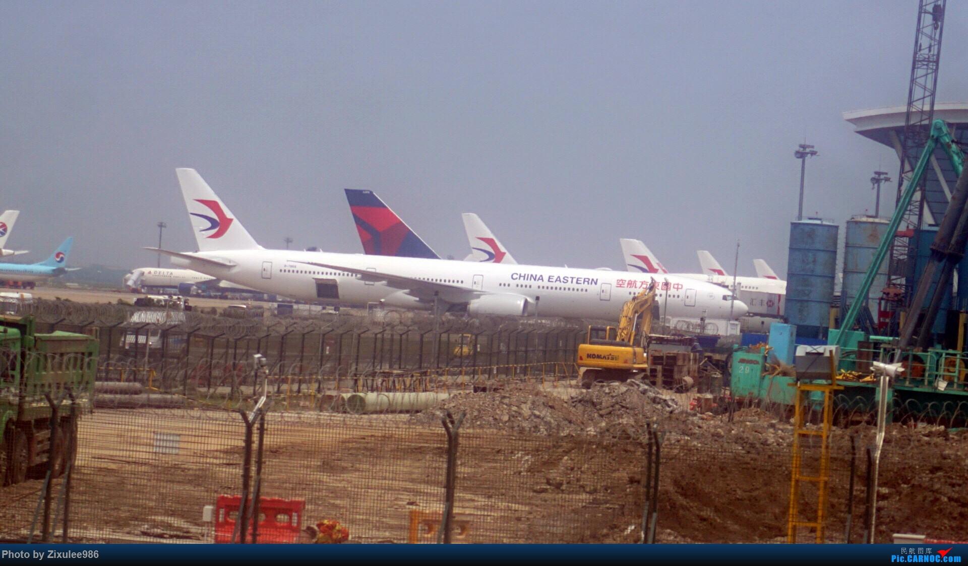 Re:[原创]加拿大21日游学之旅(一)~JJN-PVG-YYZ..(内含flightlog)~第一次发游记~多图缓更请谅解 BOEING 777-39P(ER) B-7868 中国上海浦东国际机场
