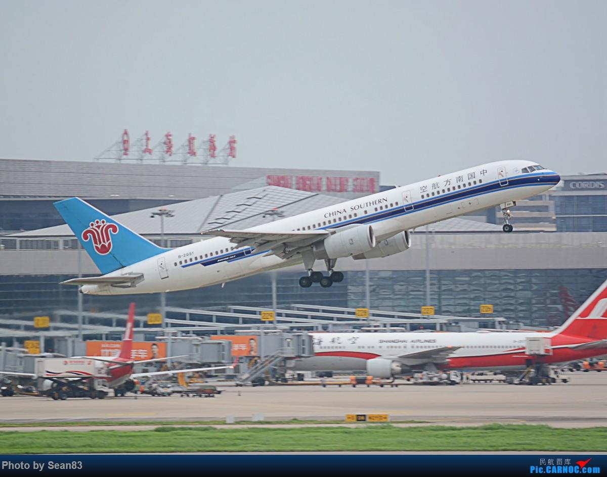 Re:[原创](SHA 1800*) 上航767 拉起 BOEING 757-200 B-2851 上海虹桥机场