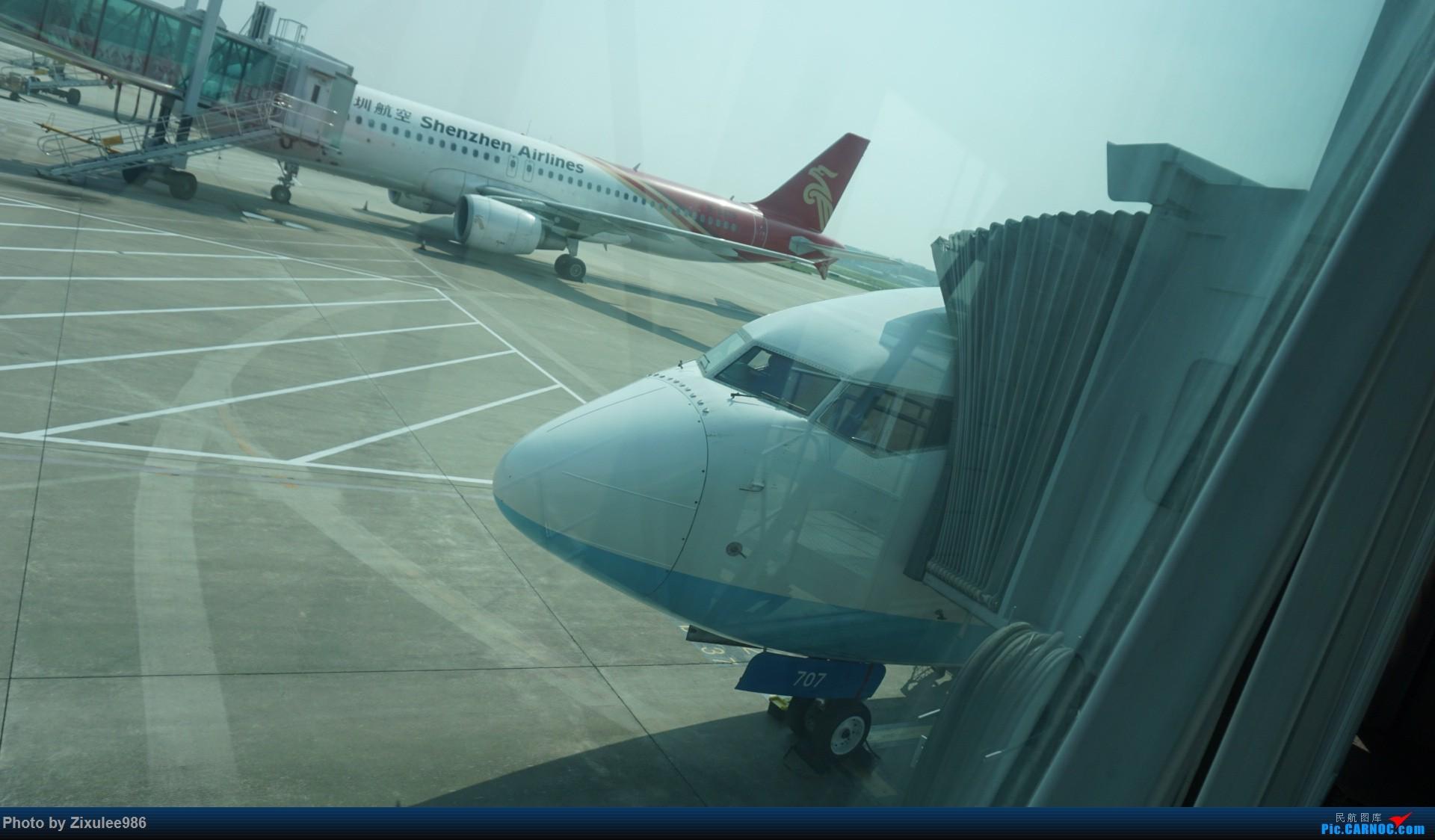 Re:[原创]加拿大21日游学之旅(一)~JJN-PVG-YYZ..第一次发游记~缓更请谅解 BOEING 737-800 B-5707 中国泉州晋江国际机场