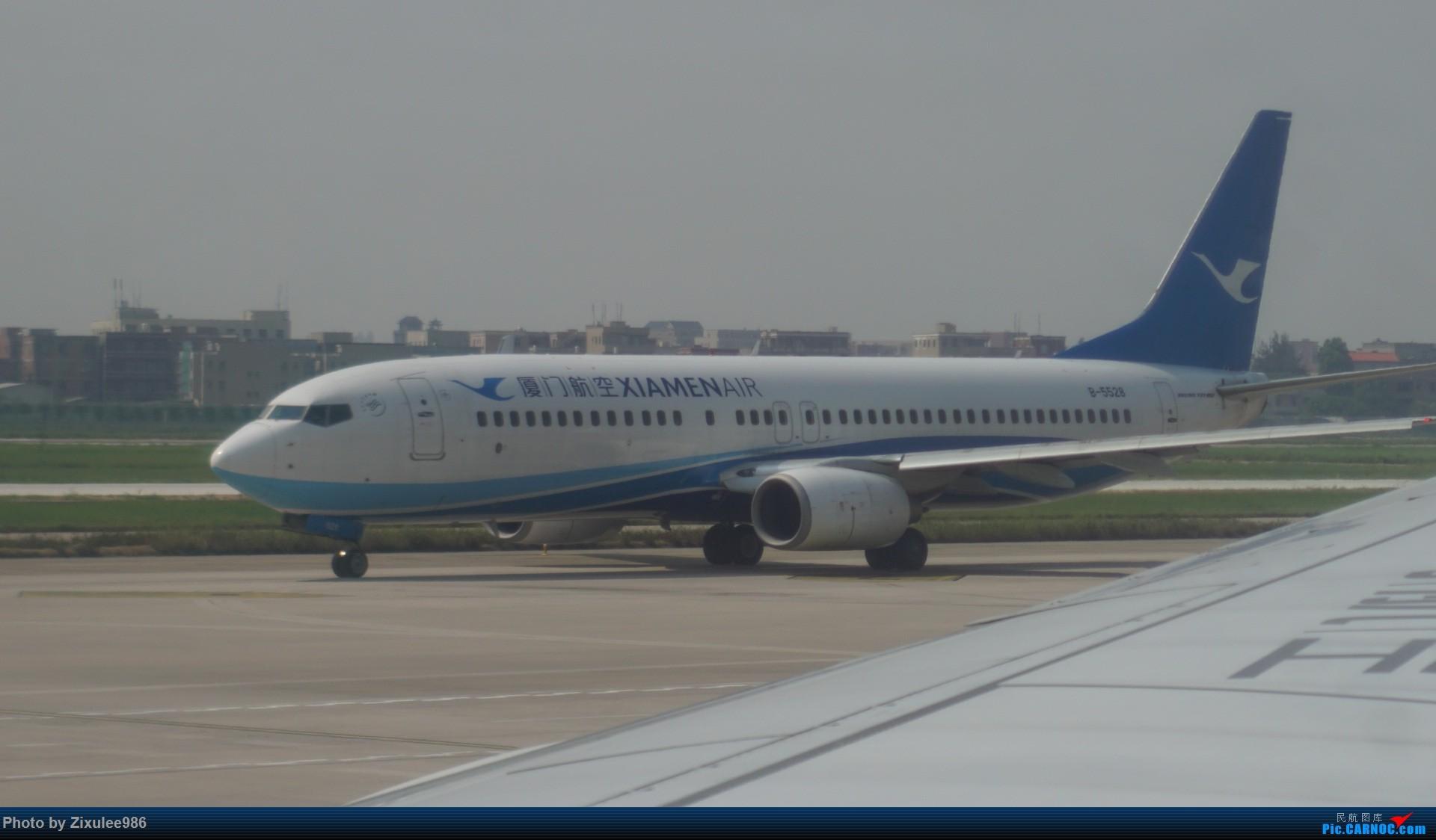 Re:[原创]加拿大21日游学之旅(一)~JJN-PVG-YYZ..全程都有flightlog~第一次发游记~缓更请谅解 BOEING 737-800 B-5528 中国泉州晋江国际机场