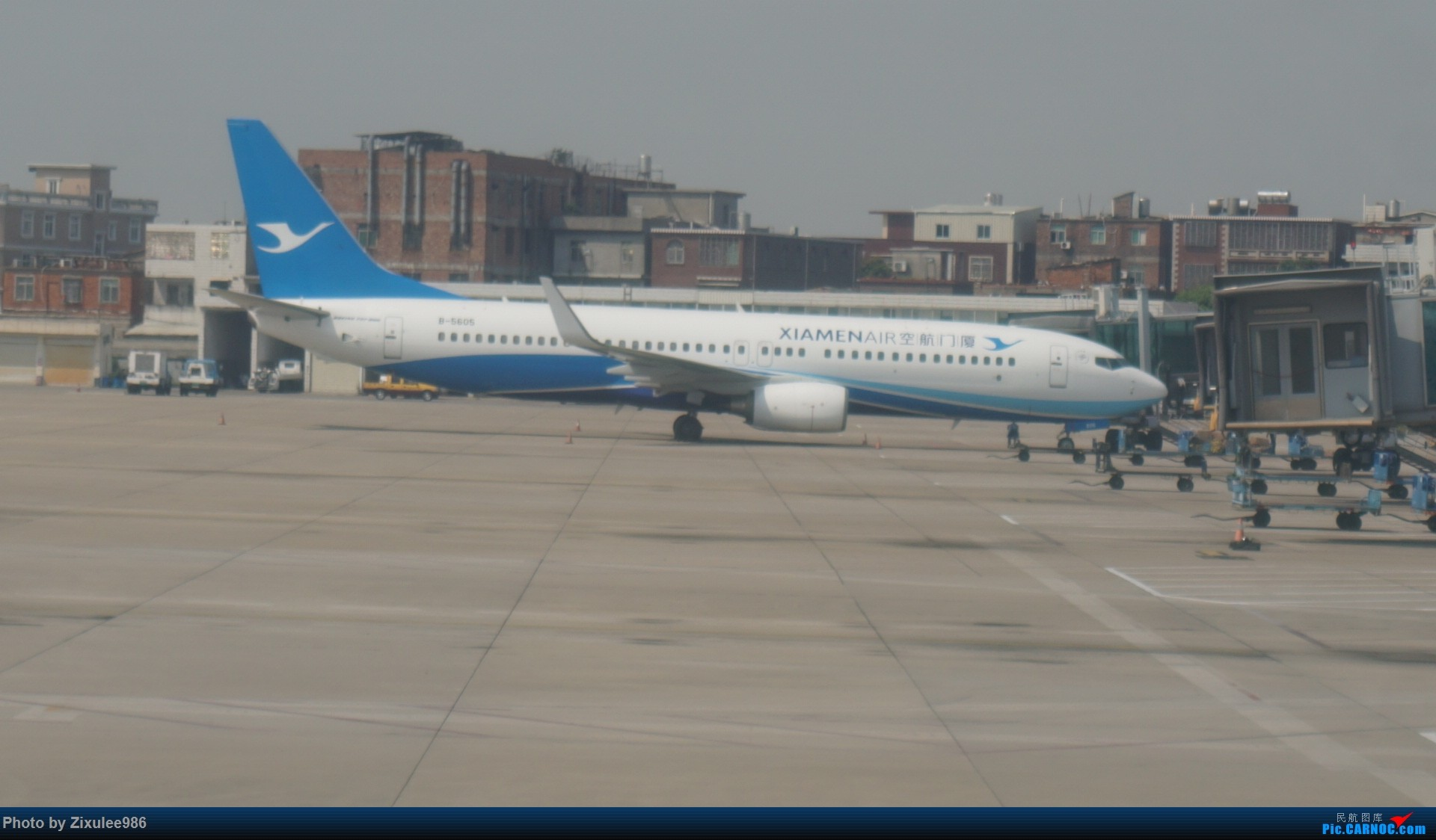 Re:[原创]加拿大21日游学之旅(一)~JJN-PVG-YYZ..(内含flightlog)~第一次发游记~多图缓更请谅解 BOEING 737-800 B-5605 中国泉州晋江国际机场