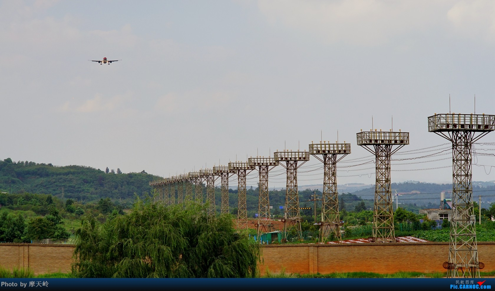 Re:[原创]昆明长水 西跑道头拍机    中国昆明长水国际机场