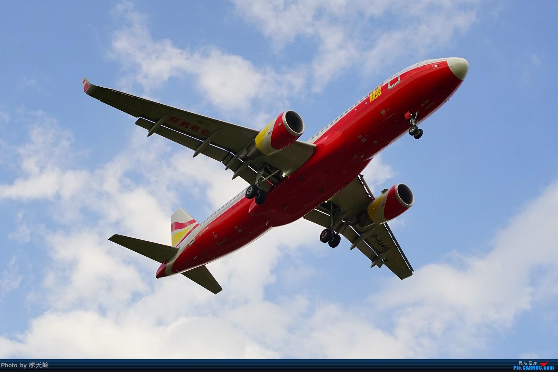 Re:[原创]昆明长水 西跑道头拍机 AIRBUS A320-200 B-8446 中国昆明长水国际机场