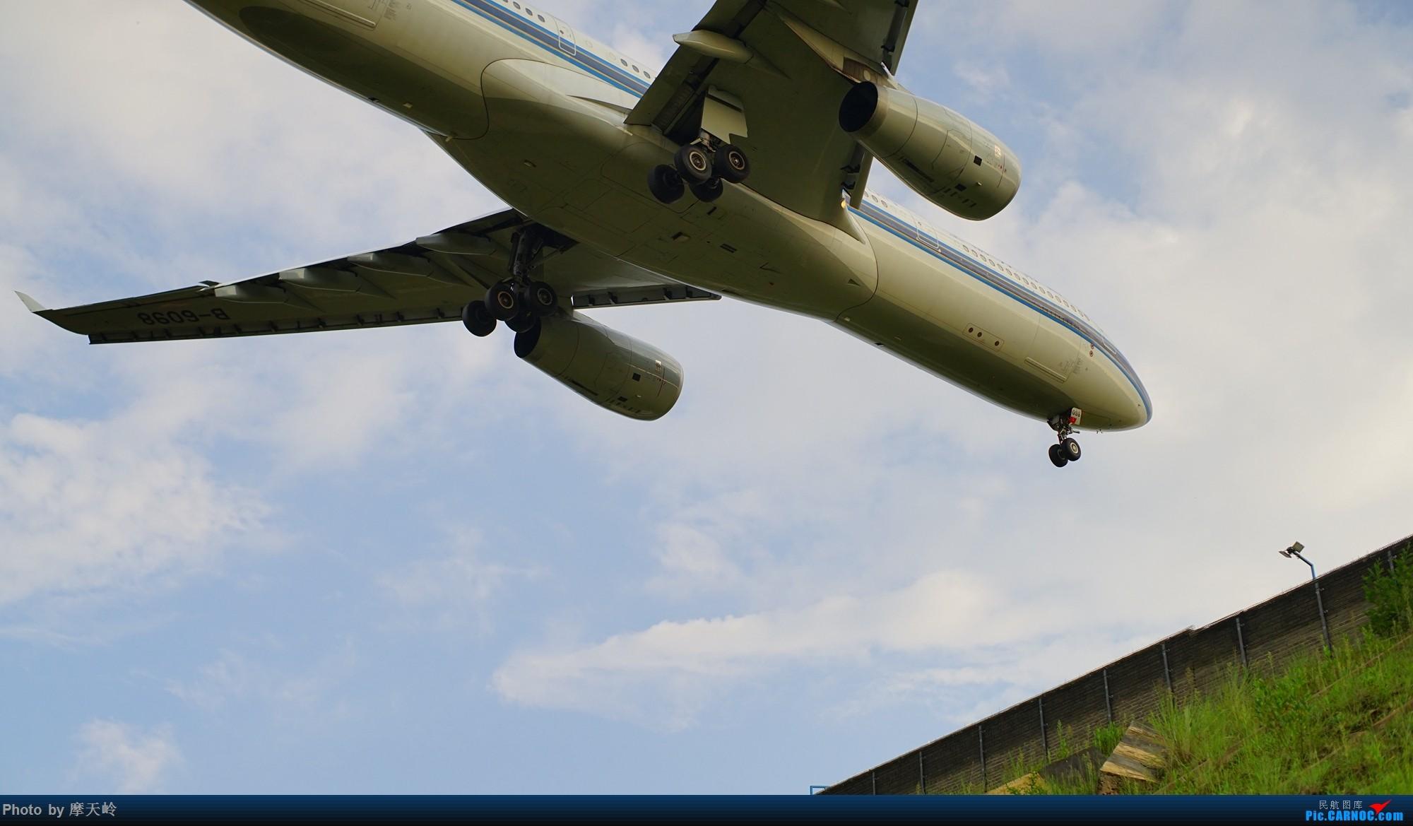Re:[原创]昆明长水 西跑道头拍机 AIRBUS A330-300 B-6098 中国昆明长水国际机场