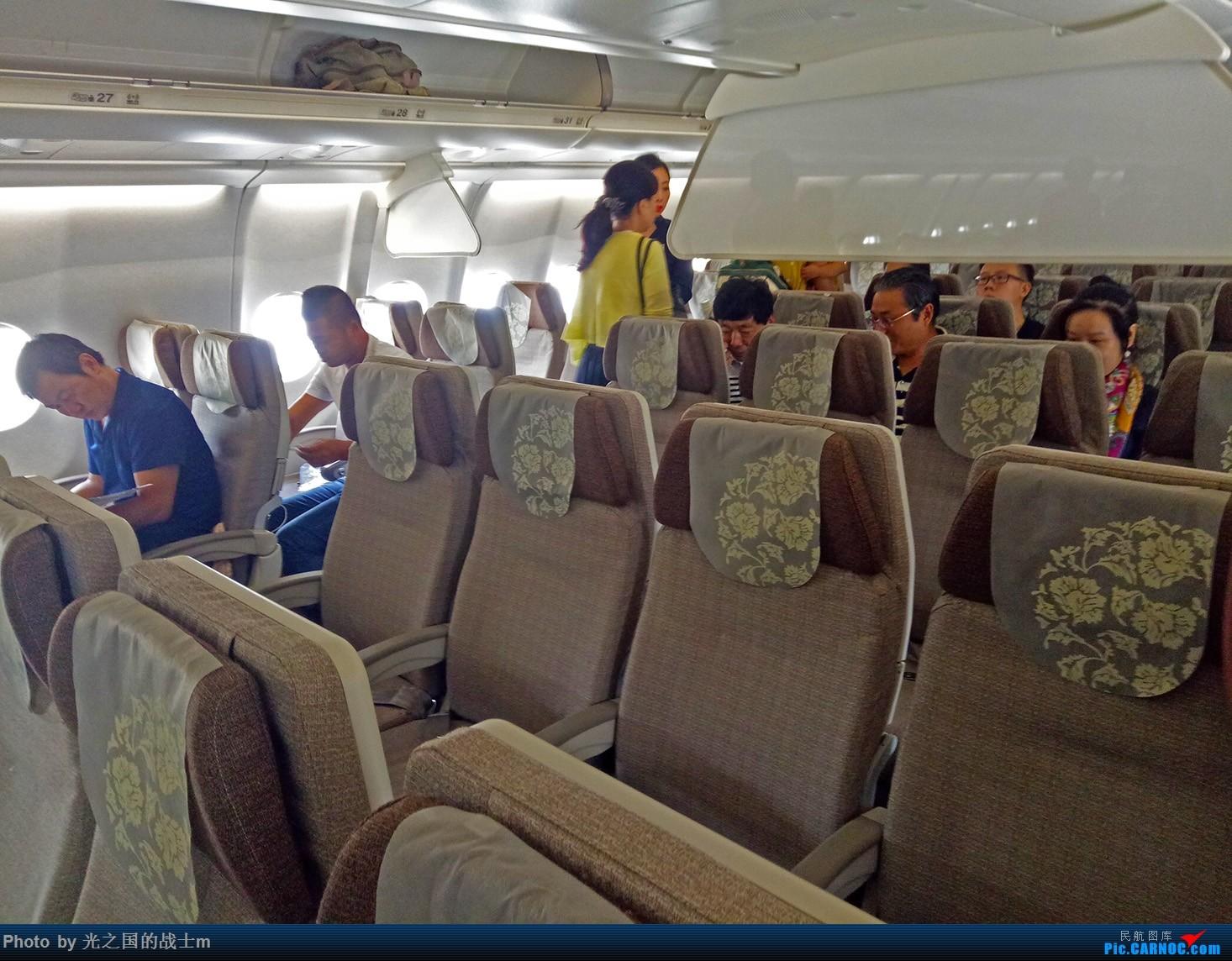 Re:[原创][光之国M游记]KMG-PVG 临时换机大惊喜,体验东航全新33L 高铁商务座初体验!