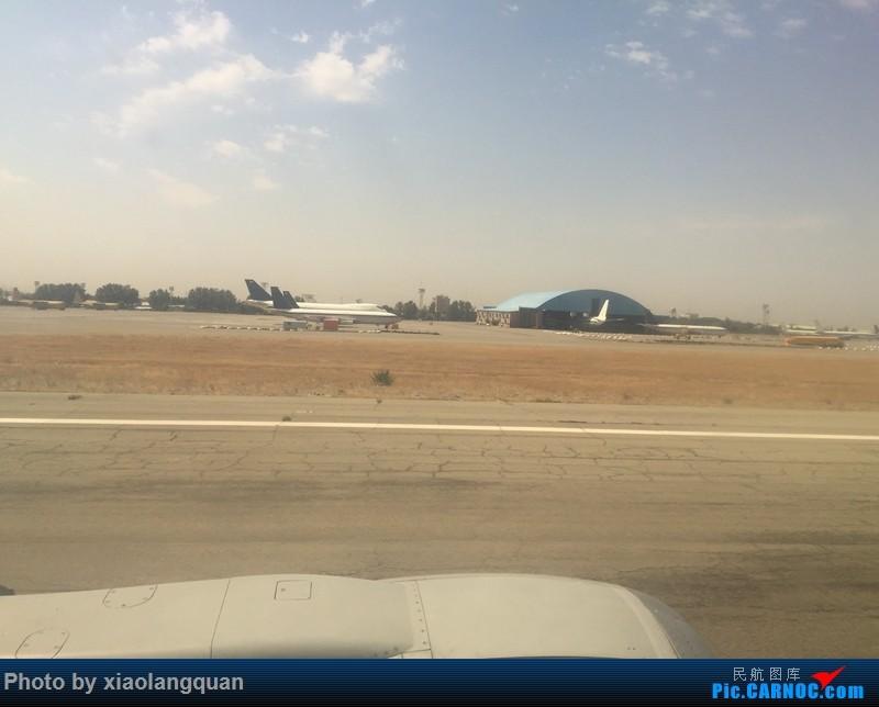 Re:[原创]8月13天伊朗德黑兰伊斯法罕亚兹德之行by 马汉 Aseman和Caspian BOEING 707  伊朗德黑兰机场