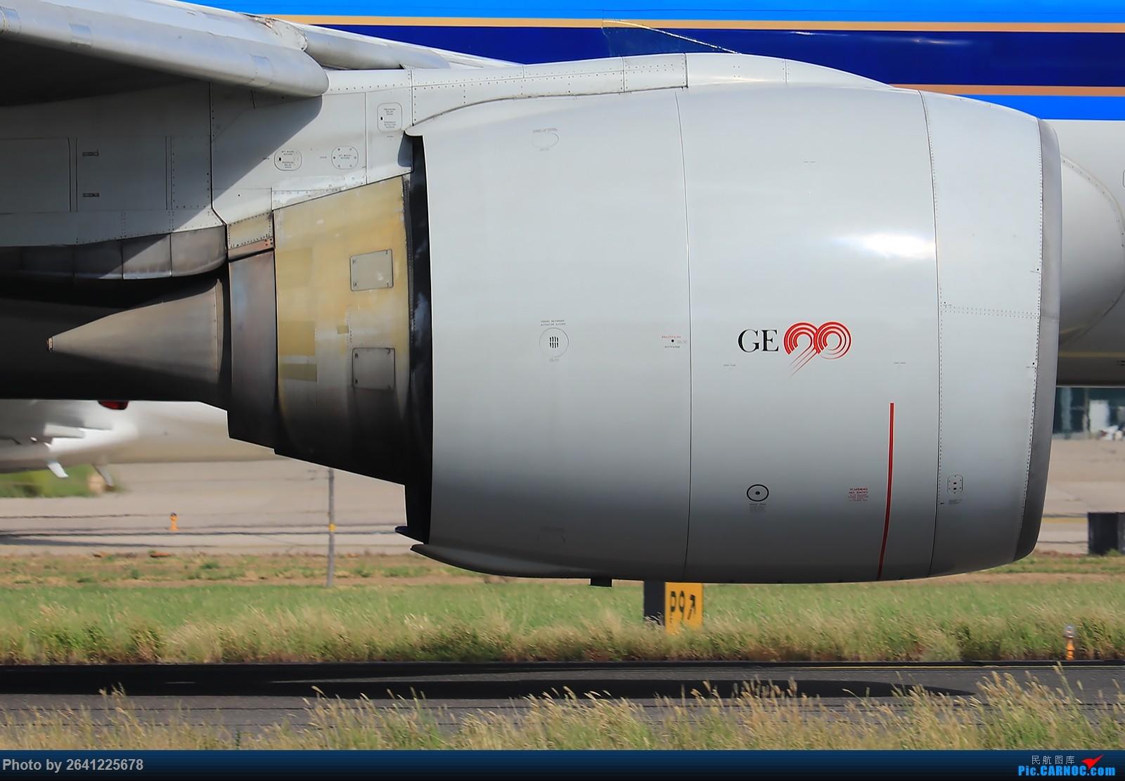 Re:[原创]【PEK】蓝天下的18R(天合联盟篇)法航老涂77W、南航772、东航新737等 BOEING 777-200 B-2051 中国北京首都国际机场