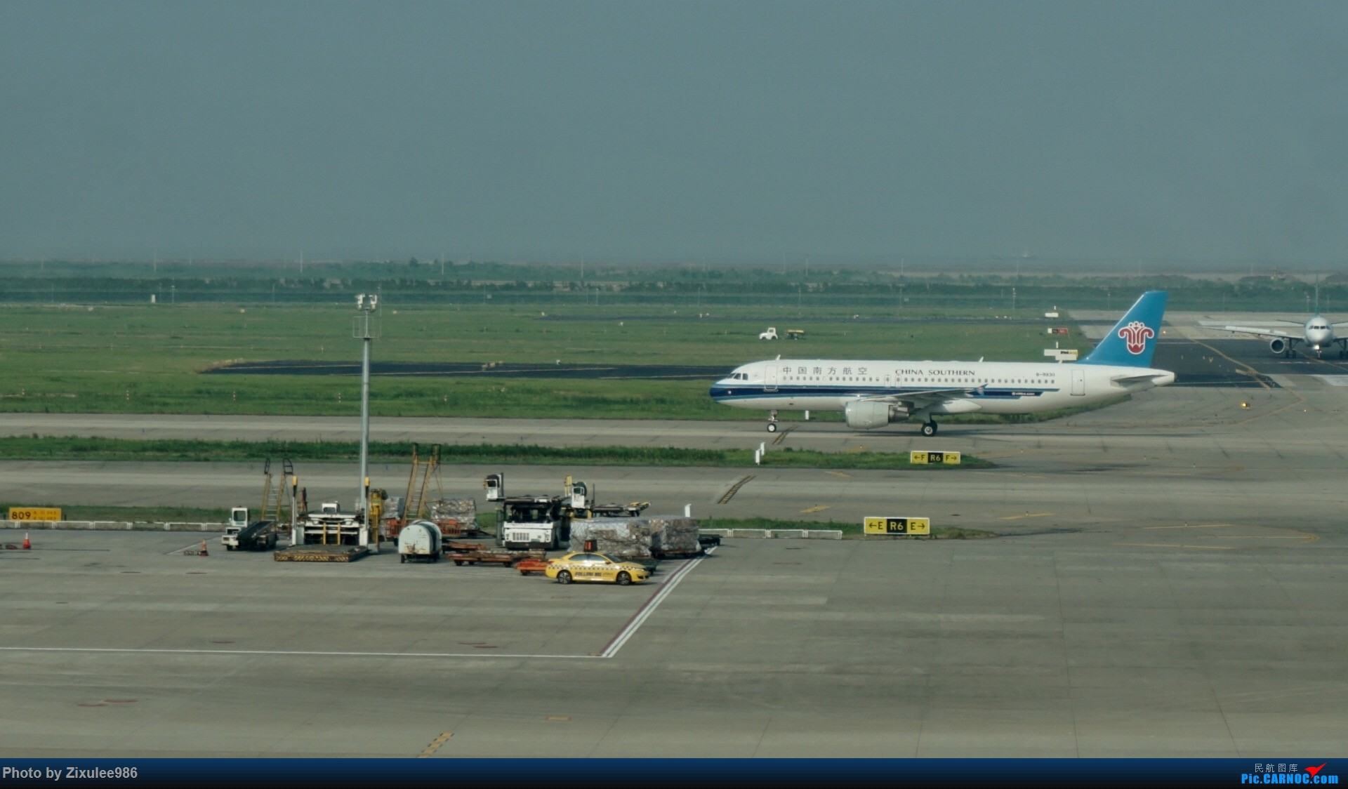 Re:[原创]加拿大21日游学之旅(一)~JJN-PVG-YYZ..(内含flightlog)~第一次发游记~多图缓更请谅解 AIRBUS A320-200 B-9930 中国上海浦东国际机场