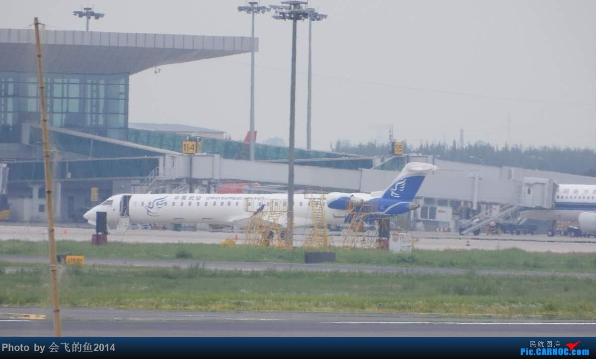 Re:[原创]2017年7-8月桃仙机场拍机 CRJ900