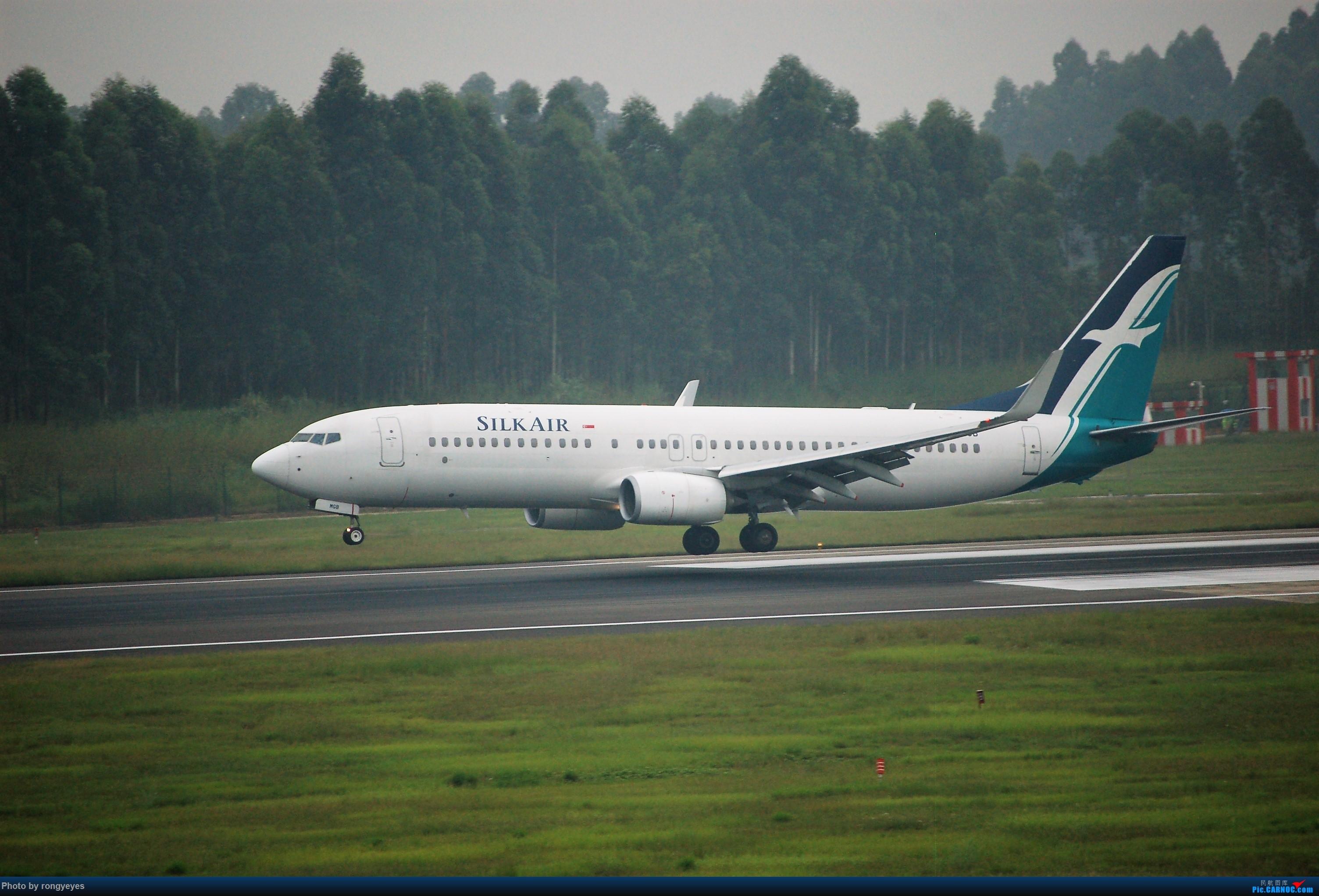 Re:[原创]成都CTU ZUUU 9.1拍机 成卢兹 BOEING 737-800  中国成都双流国际机场