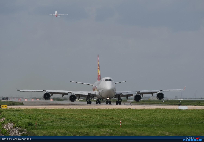 Re:[原创]【PVG】浦东机场747一组 BOEING 747-400 B-2437 中国上海浦东国际机场