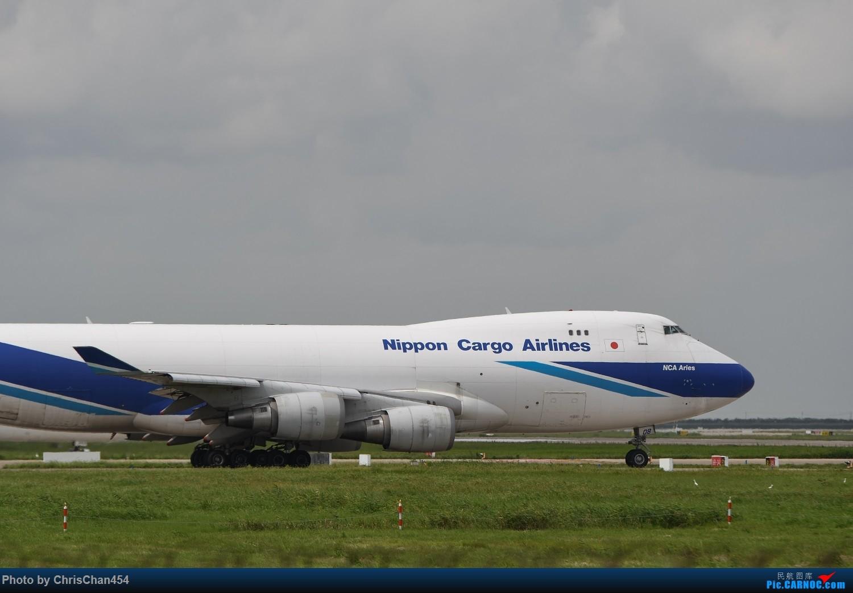 Re:【PVG】浦东机场747一组 BOEING 747-400 JA08KZ 中国上海浦东国际机场