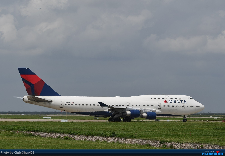 Re:[原创]【PVG】浦东机场747一组 BOEING 747-400 N670US 中国上海浦东国际机场