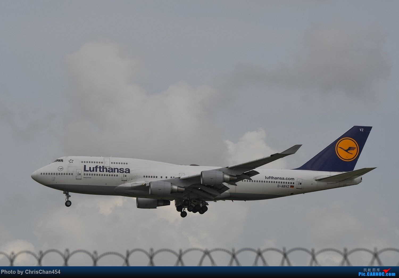 Re:[原创]【PVG】浦东机场747一组 BOEING 747-400 D-ABVZ 中国上海浦东国际机场