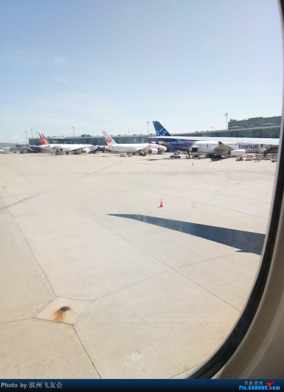 Re:[原创]回家之路-温哥华飞向北京,国航执飞 BOEING 787-8  加拿大温哥华机场