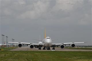 【PVG】浦东机场747一组