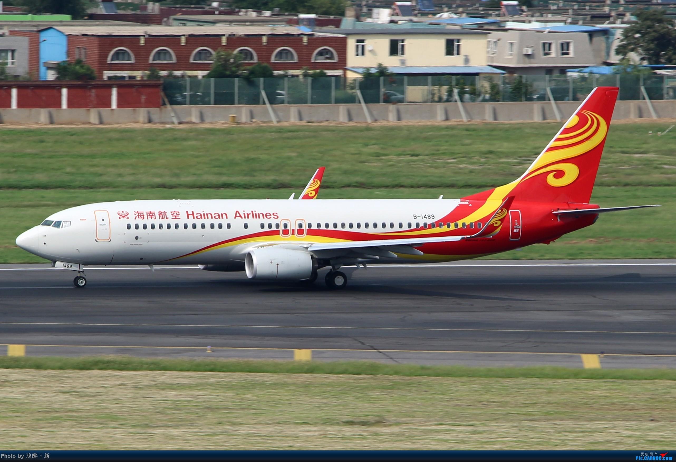 Re:[原创]DLC 2017.9.5 BOEING 737-800 B-1489 中国大连国际机场