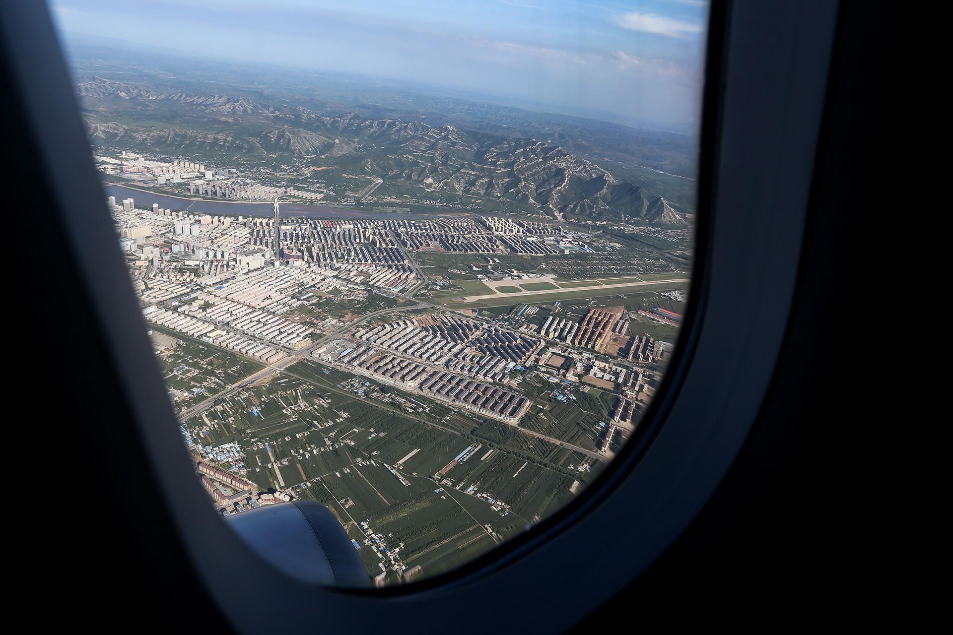 Re:[原创][CHG]。。。朝阳 。。。    中国朝阳机场