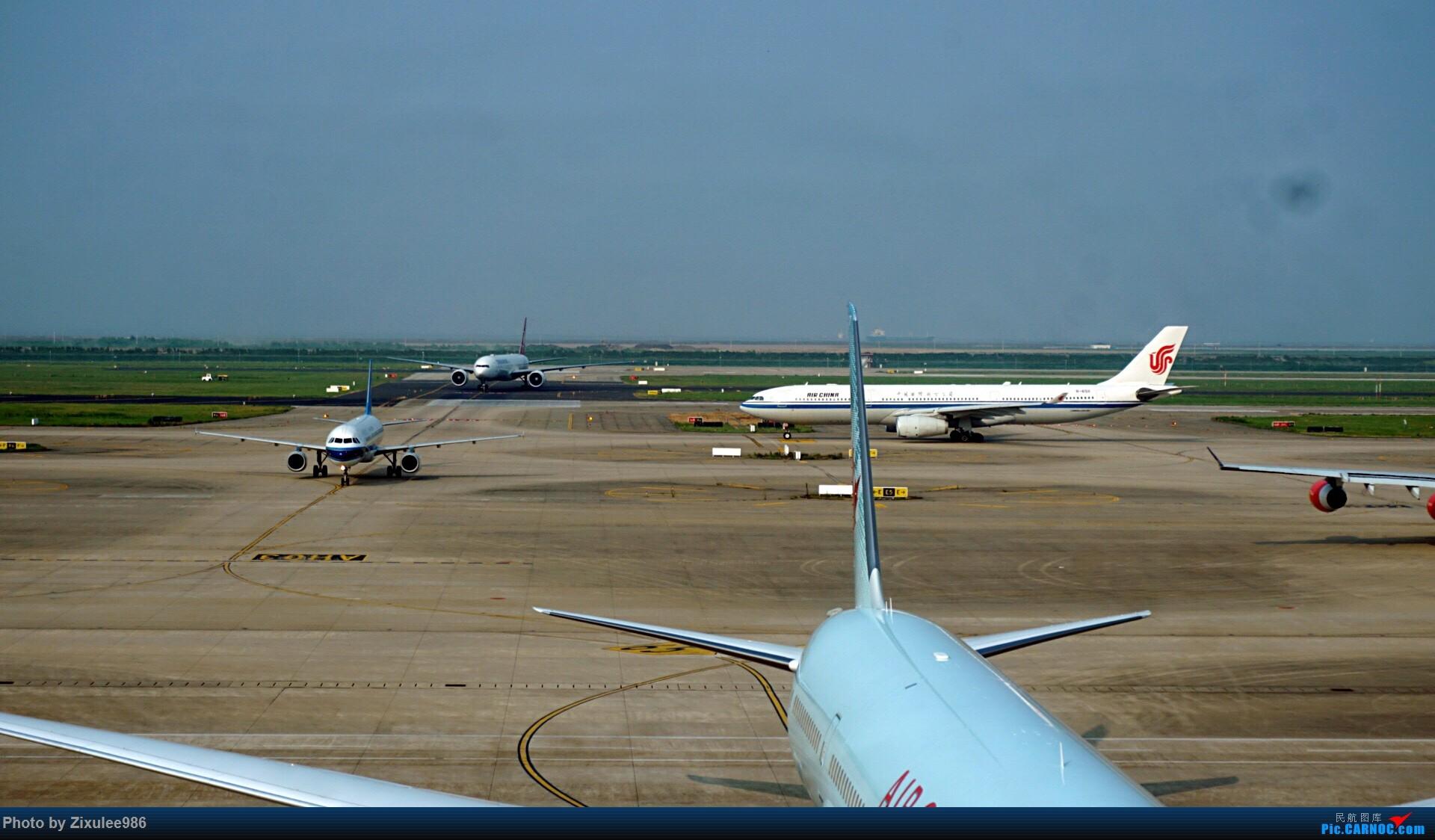 Re:[原创]加拿大21日游学之旅(一)~JJN-PVG-YYZ..(内含flightlog)~第一次发游记~多图缓更请谅解 AIRBUS A330-300 B-6511 中国上海浦东国际机场