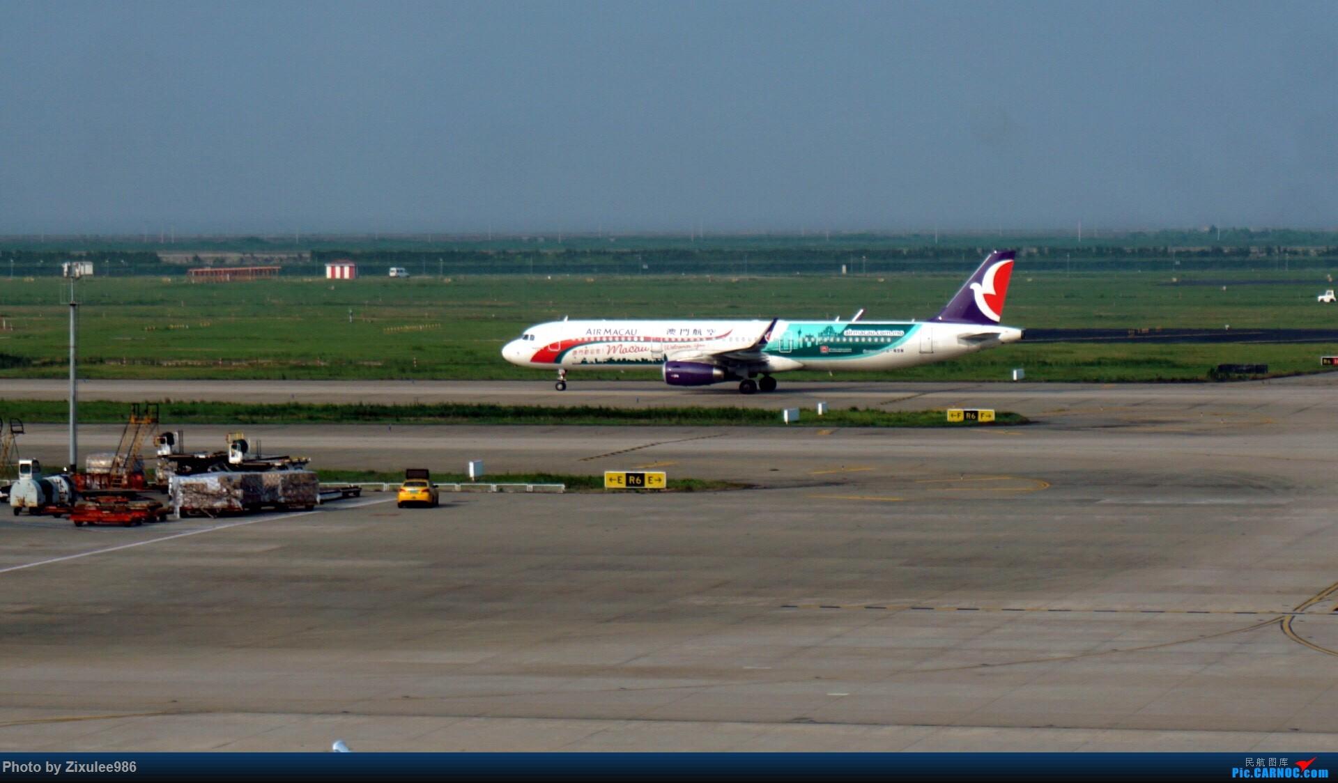 Re:[原创]加拿大21日游学之旅(一)~JJN-PVG-YYZ..(内含flightlog)~第一次发游记~多图缓更请谅解 AIRBUS A321-200 B-MBM 中国上海浦东国际机场