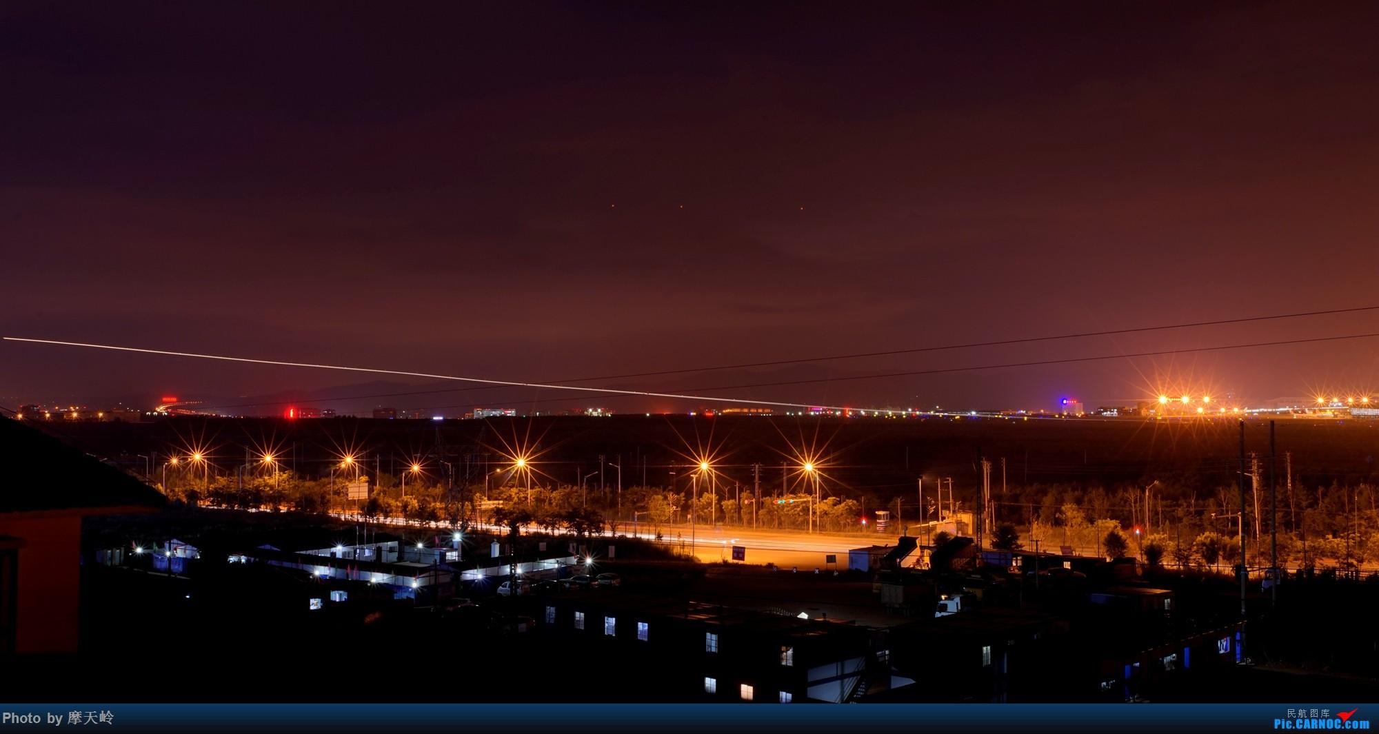 [原创]昆明长水   长曝夜景    中国昆明长水国际机场
