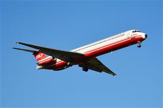 Re:CTU 之蓝天下的远东航空公司MD-83
