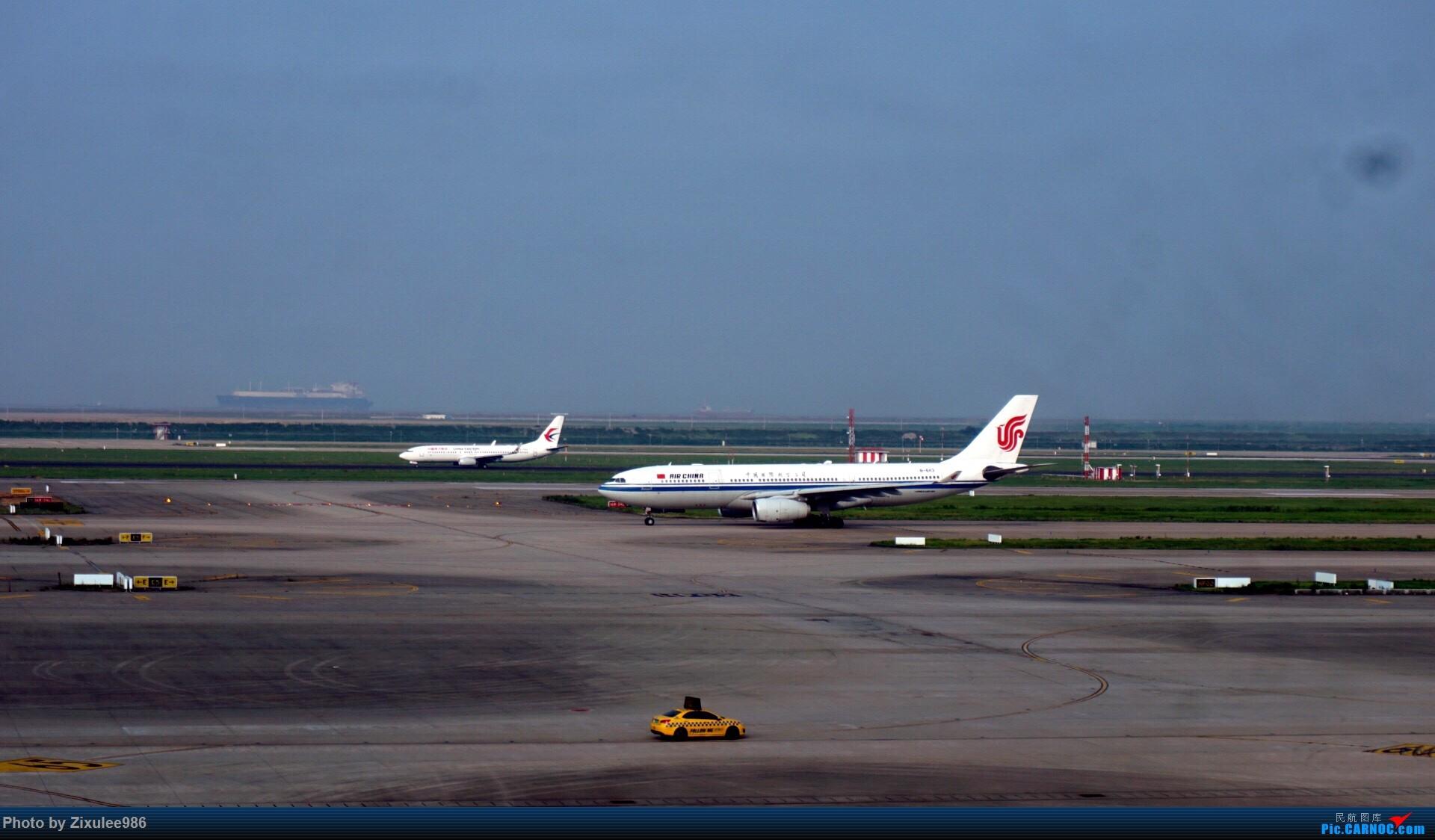 Re:[原创]加拿大21日游学之旅(一)~JJN-PVG-YYZ..(内含flightlog)~第一次发游记~多图缓更请谅解 AIRBUS A330-200 B-6113 中国上海浦东国际机场