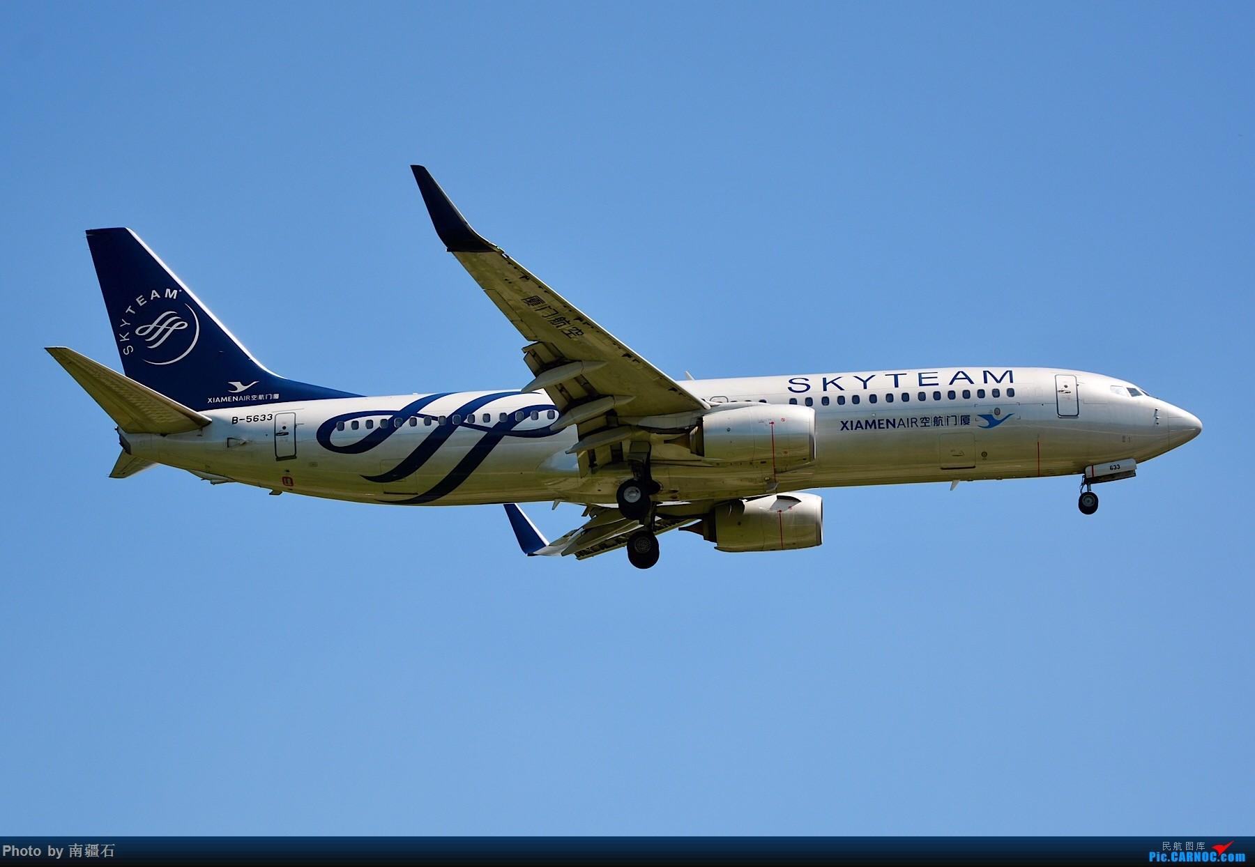 Re:[原创]CTU 9.6 20R降落精选几张 BOEING 737-800 B-5633 中国成都双流国际机场