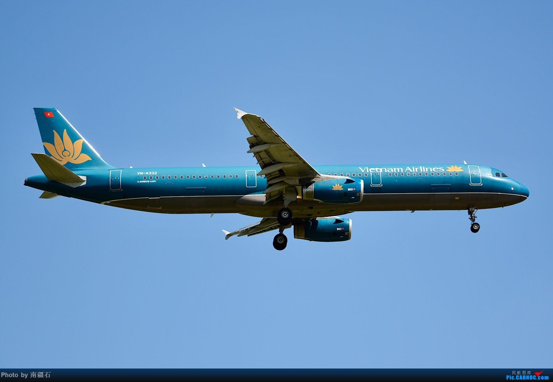 Re:[原创]CTU 9.6 20R降落精选几张 AIRBUS A321 VN-A332 中国成都双流国际机场