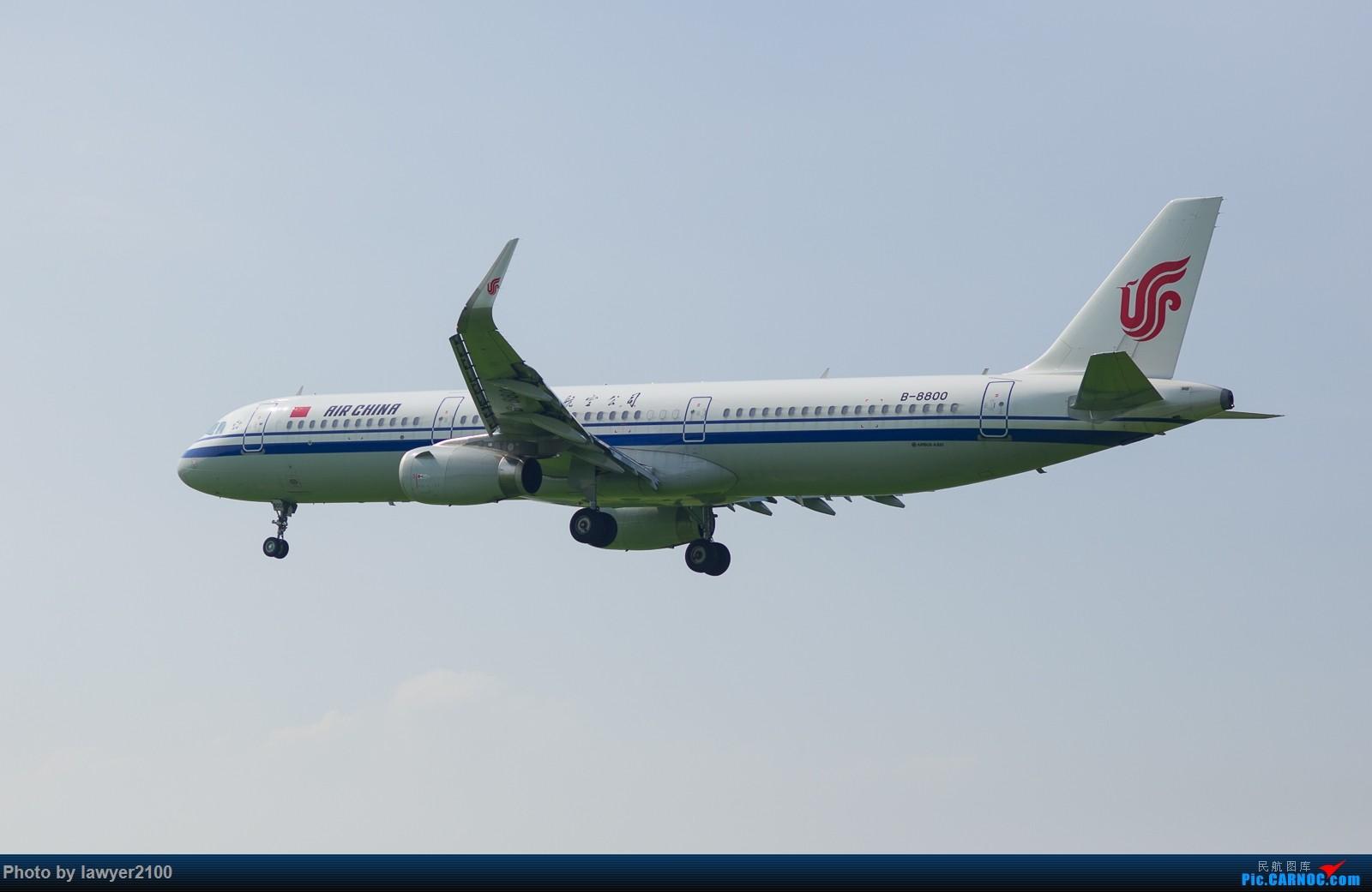 Re:[原创]HGH蔡司百威首射,CA-A321 AIRBUS A321-200 B-8800 中国杭州萧山国际机场