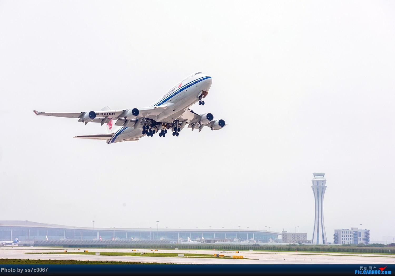 [原创]9.4日,欢迎2447、紫金号和紫宸号莅临CKG检查工作! BOEING 747-400 B-2447 中国重庆江北国际机场