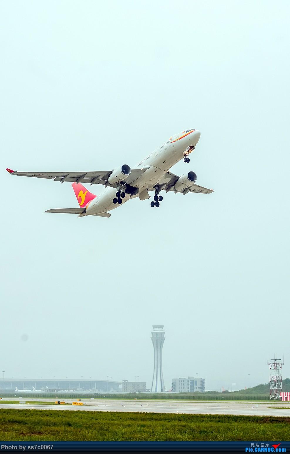 Re:[原创]欢迎2447、紫金号和紫宸号莅临CKG检查工作! AIRBUS A330-200 B-8659 中国重庆江北国际机场
