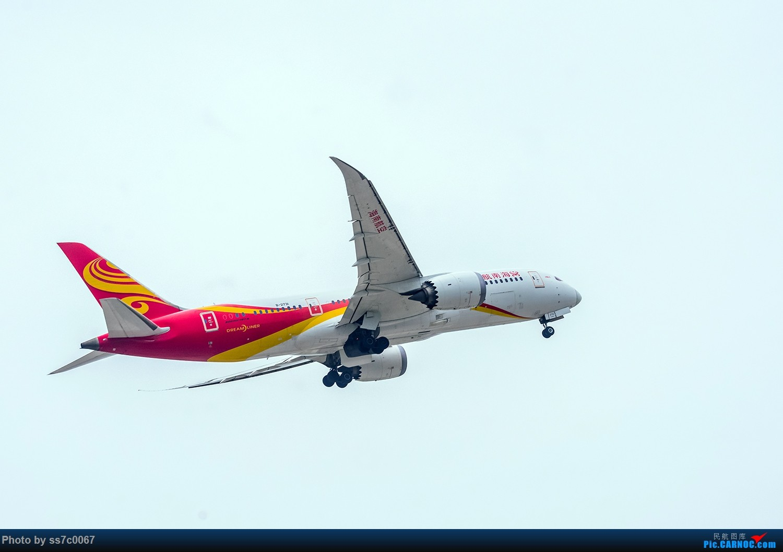 Re:[原创]欢迎2447、紫金号和紫宸号莅临CKG检查工作! BOEING 787-8 B-2731 中国重庆江北国际机场