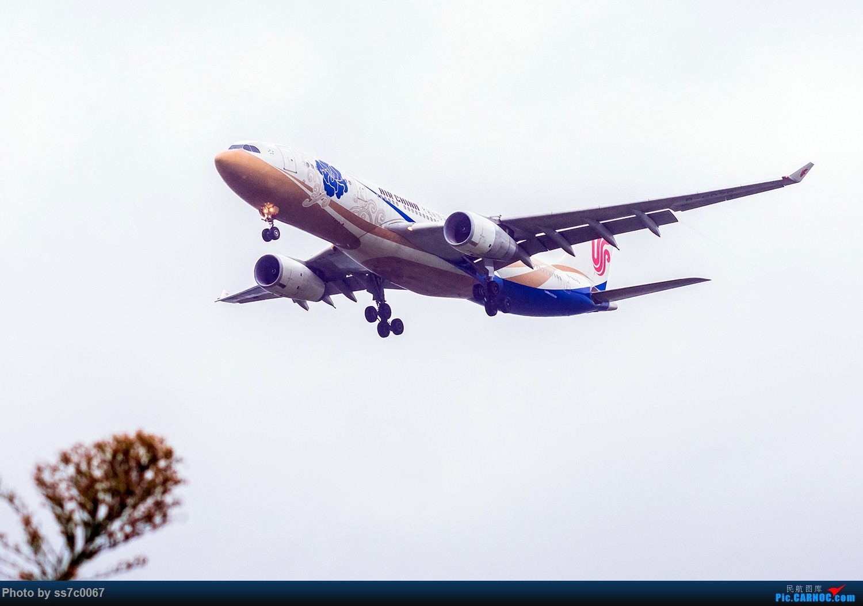 Re:[原创]欢迎2447、紫金号和紫宸号莅临CKG检查工作! AIRBUS A330-200 B-6076 中国重庆江北国际机场