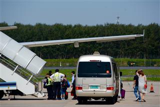 Re:[SHE]八月底沈阳桃仙国际机场拍机,万里无云的天气