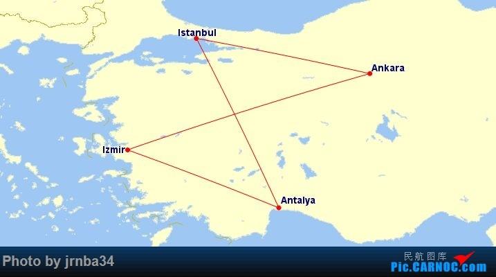 [原创]【杭州飞友会】King游记(124)土耳其航空/飞马航空 TK2432/PC259 B738 伊斯坦布尔IST-安塔利亚AYT-伊兹密尔ADB 土耳其·中东行②