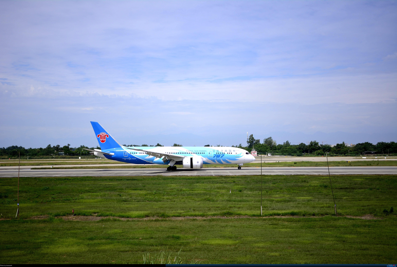 Re:[原创]新人CTU刷机偶遇FM 767 (首发,求不喷) BOEING 787-8 B-2787 中国成都双流国际机场