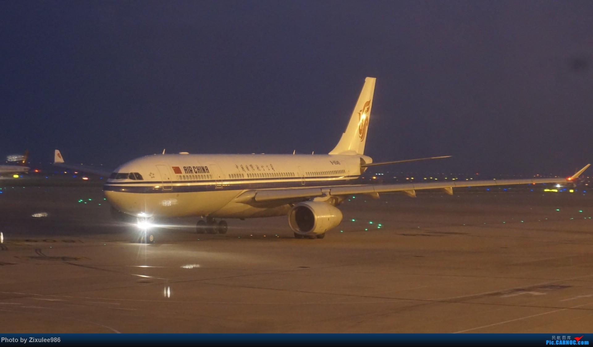 Re:[原创]加拿大21日游学之旅 (二)~加航AC28..PVG-YYZ到达多村后的雨天~多图缓更,请各位大侠谅解~ AIRBUS A330-200 B-6549 中国上海浦东国际机场