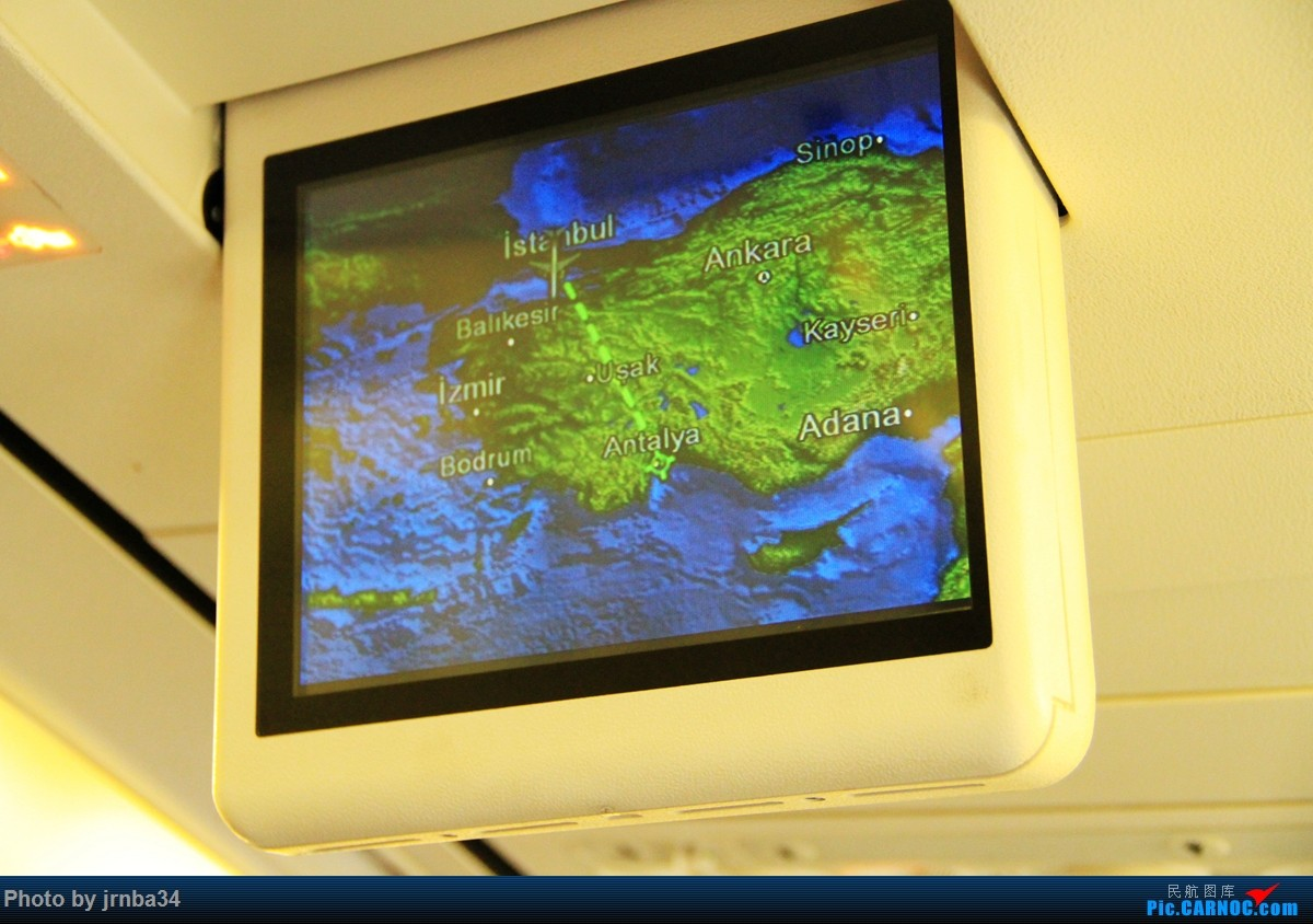 Re:[原创]【杭州飞友会】King游记(124)土耳其航空/飞马航空 TK2432/PC259 B738 伊斯坦布尔IST-安塔利亚AYT-伊兹密尔ADB 土耳其·中东行②
