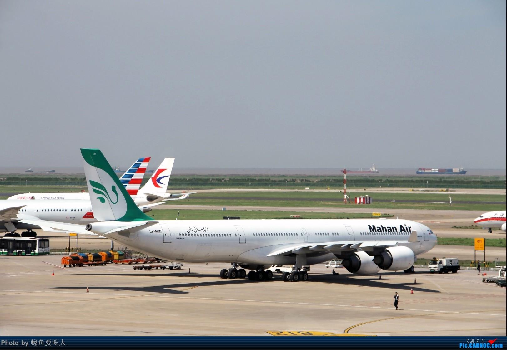 Re:[原创]暑期加拿大西部 交换学习四周 AC026 上海PVG--温哥华YVR B789初体验 经济舱客机餐食、设备一览,外加浦东众多外航客机 AIRBUS A340-600