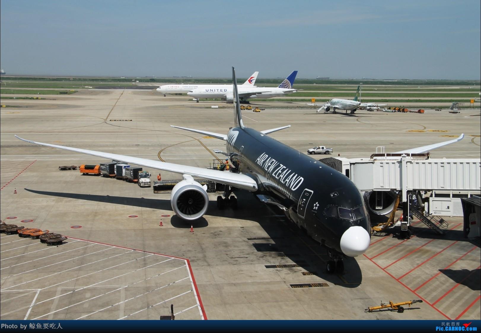 Re:[原创]暑期加拿大西部 交换学习四周 AC026 上海PVG--温哥华YVR B789初体验 经济舱客机餐食、设备一览,外加浦东众多外航客机 BOEING 787-9