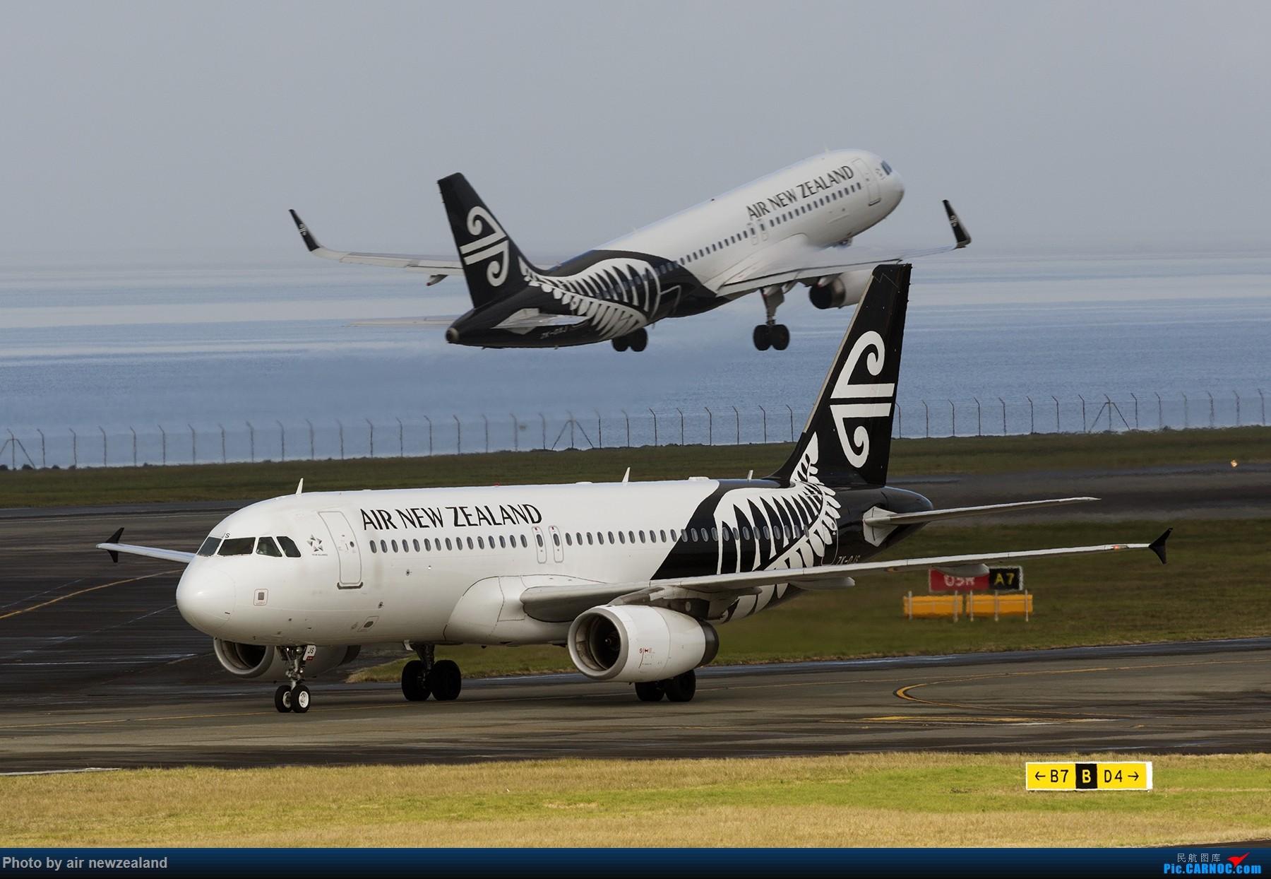 Re:[原创]还是那片天-AKL AIRBUS A320 ZK-OJS 新西兰奥克兰机场